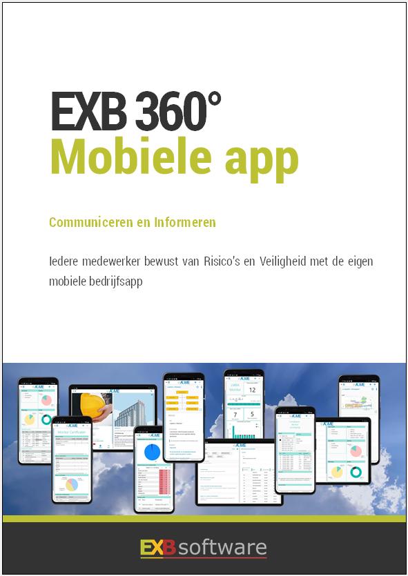 EXB Mobiele App