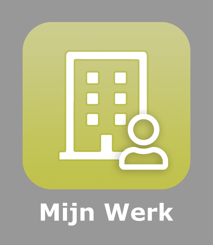 Mobiele app Mijn werk